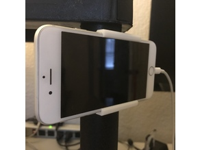 Tablet/Phone Cylinder Mount (Customizer)