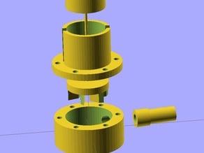 Ekobots - Water centrifugal pump.