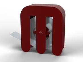 Makerbot Logo Tape Dispenser