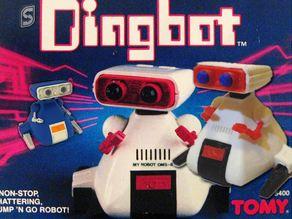 Retro Dingbot Replica