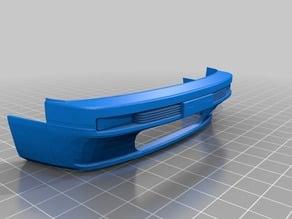 nissan silvia s13 1/16 front bumper