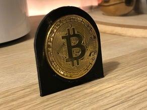 (Bitcoin) Coin Display