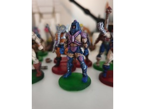 Man-E-Faces - Masters Of The Universe - Miniature