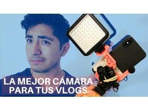 Setup para tus vlogs , Iphone Camera Rig