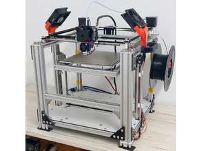 SK-Mini linear rail CoreXY 3D printer