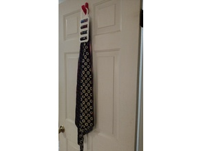 Yet Another Tie Hanger
