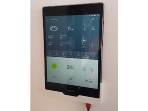 ASUS ZenPad S 8.0 (Z580C/CA) Tablet wall mount