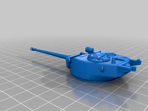 M4A3 Sherman 76mm for M4A3 Calliope