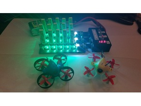 """Stand/Base  For """"Crazepony 1S Lipo Battery Charger with Micro JST 1.25 and JST-PH 2.0 for Blade Inductrix Tiny Whoop mCX mCPX"""""""