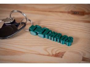 Chaos Schlüsselanhänger