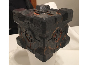 Magic The Gathering Deck Box Companion Cube - Commander size