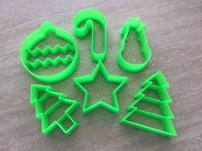Xmas Cookie Cutters