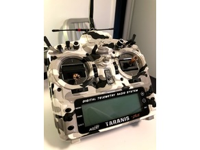 Taranis X9D+ Power Switch