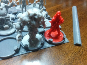 Zombicide Figurine Tray