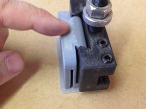 BXA (200) series quick change lathe tool holder rack.