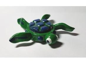 Turtle Fidget Spinner