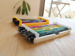 Dupont Cable Organizer Customizable