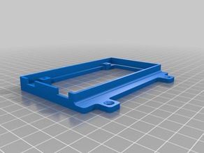 Arduino Ramps Mounting Plate