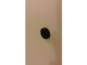 Magnetic Peephole Cover