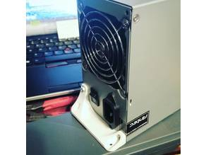 ATX Power Supply mount bracket