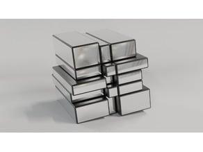 1x3x5 Bump Cube