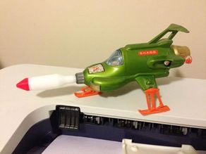 Dinky UFO Interceptor Replacement Missile