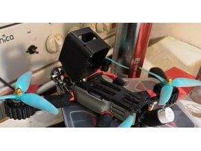 SJcam M10 mount and protection on chameleon T.I.