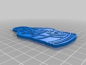 Rad Resistant Perk Pin