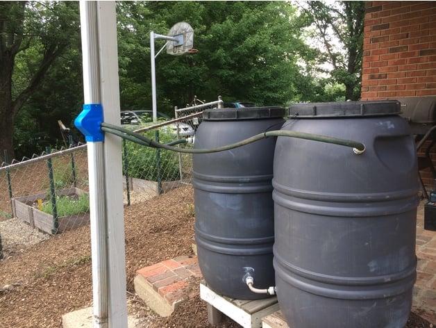 Diverter rain barrel Best Rain