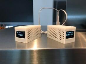 CO2, temperature & humidity sensor