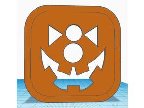 Jack O Lantern Pumpkin Blink XT cover by Momn8r