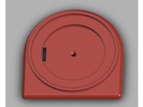 """Vase Dazzler Mod for 2"""" WS2812 RGB LED Ring"""