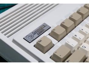 Amiga 600Pi brackets