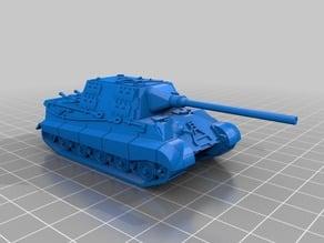 1-100 high detail Jagdtiger