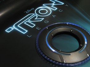 Tron Legacy Identity Disk