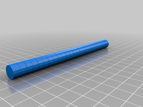 128mm measuring rod