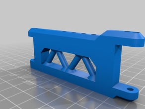 MyRCCar MTC Improved Lower Suspension Arm 769 (easier to printer)