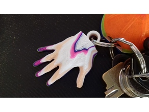 Key Ring [HAND Mini