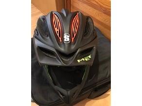 MET Helm Gitter