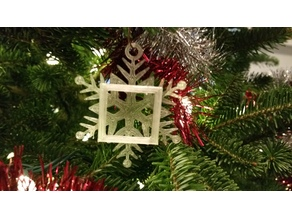 Picture Frame Christmas decoration