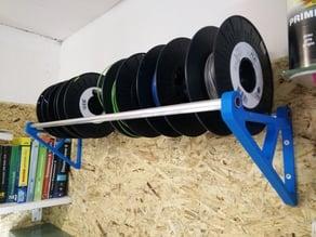 Filament Wall Mounted Rack
