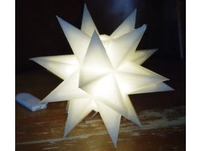 "Star Tree Topper (7"" diameter)"