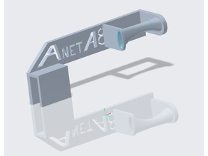 Anet A8 Filament Guide