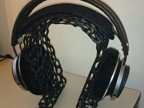 Omega Headphone stand - Voronoi style