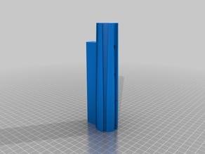 Bullpup slide grip prototype