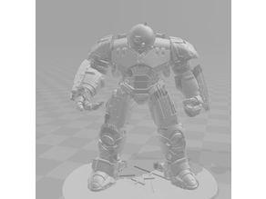 Hulkbuster R2D2