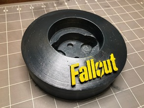 Fallout Fusion Core Display Stand