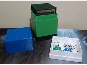 Commander Deck Box (MTG)