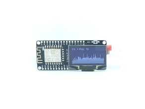 Case for WiFi Packet Monitor (Preflashed D-duino-B)