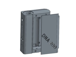 DNA 200 Dual Battery Mod